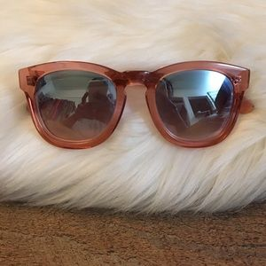Wildfox Pink Classic Fox Sunglasses